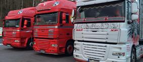 Weißflog Transportunternehmen - Kühl- und Containertransport